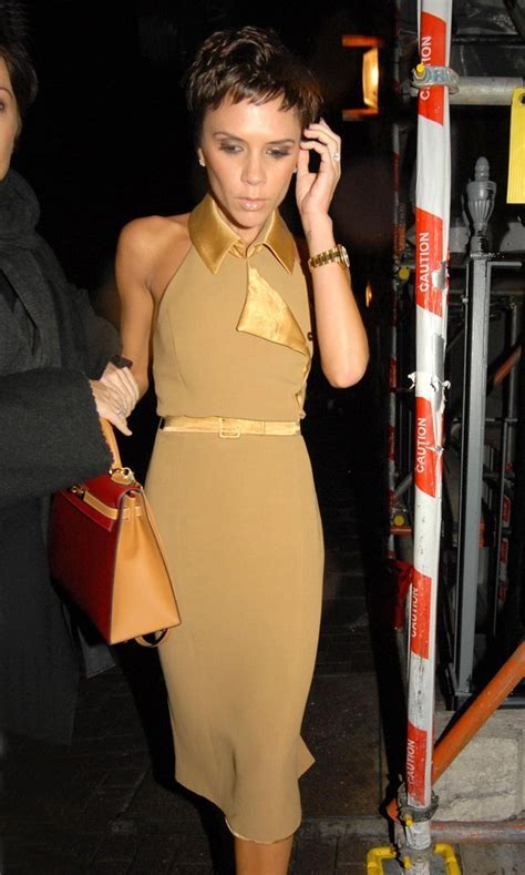 Victoria Beckham Day Dress   Victoria Beckham Looks