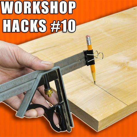 woodworking hacks episode  woodworking tips  tricks