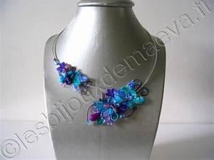 bijoux fantaisie createur collier turquoise et violet With créateur bijoux fantaisie