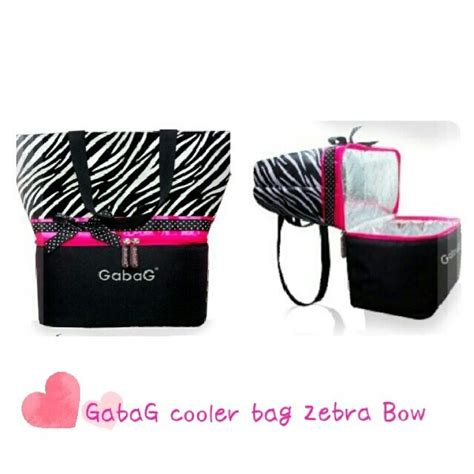 Gabag Cooler Bag Joanna gabag cooler bag perlengkapan working yang menyusui