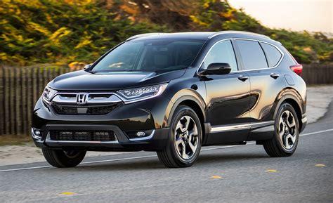 Honda Crv Reviews by 2017 Honda Cr V Drive Review Car And Driver