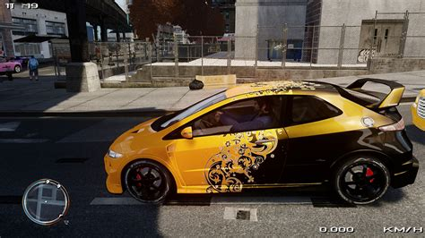 Modified Civic Mk8 by Gta Gaming Archive