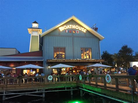 The Boathouse Dinner by The Boathouse At Disney Springs I Run For Wine