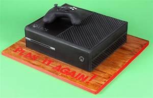 Xbox One Cake - CakeCentral com