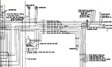 1956 Chevy Truck Wiring Diagram by 1956 Chevrolet Wiring Diagram
