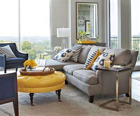 yellow living room ideas navy blue grey black grey