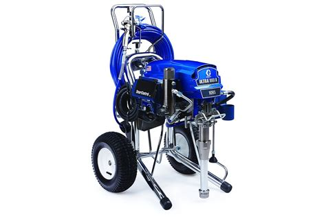 graco ultra max ii  electric airless sprayer