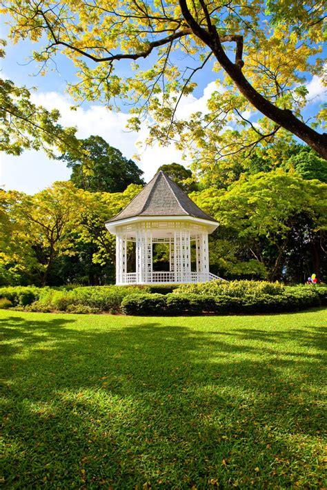 Botanischer Garten Singapur by Singapore Botanic Gardens Unesco World Heritage Centre