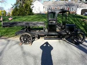 Find Used 1917 Model T Dump Truck  Chain Drive In