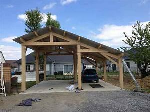 Abri Camping Car Bois : abris bois personnalis s abris leonard ~ Dailycaller-alerts.com Idées de Décoration