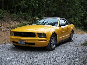 2005 Ford Mustang convertible v – pictures, information and specs - Auto-Database.com