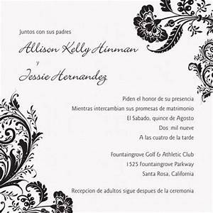 top 25 ideas about invitations in spanish on pinterest With affordable spanish wedding invitations