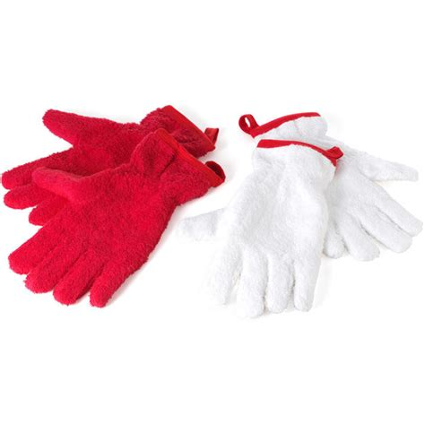 grab  dry absorbant dish drying gloves  green head
