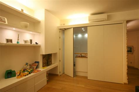 Residential movable partition walls PMR - LIGHT By ANAUNIA