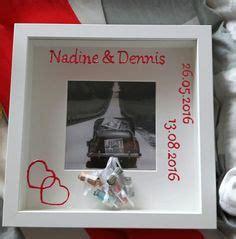 bilderrahmen für geldscheine hochzeitsgeschenk geld bilderrahmen zur hochzeit geldgeschenke creative wedding gifts