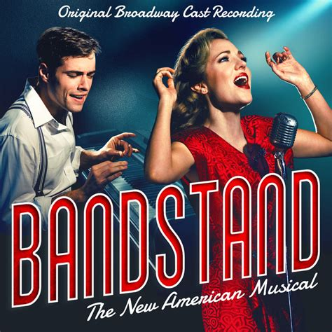 bandstand   american broadway musical cd bandstand