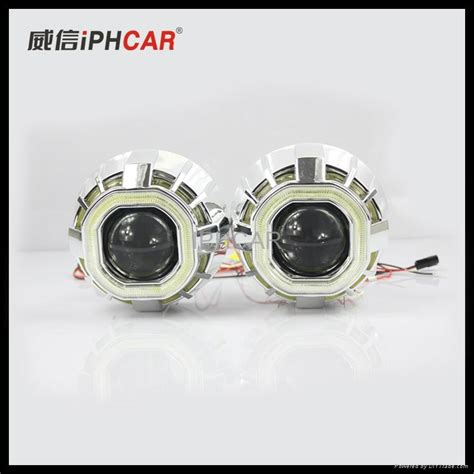 iphcar high brightness ccfl double angel eyes halo ring