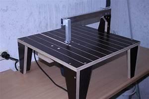 Stichsägetisch Selber Bauen : tisch f r f r meine stichs ge roboternetz forum werkstatt ~ Watch28wear.com Haus und Dekorationen