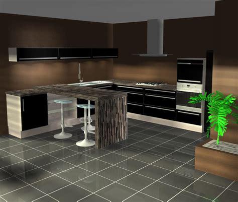 idee couleur cuisine idee deco pour cuisine grise