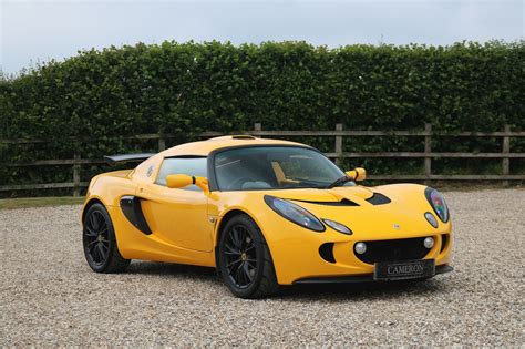 Used 2006 Lotus Exige S2 Touring For Sale | Cameron Sports ...