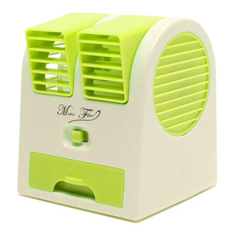 ac powered computer fan mini air conditioner shaped perfume turbine usb fan air