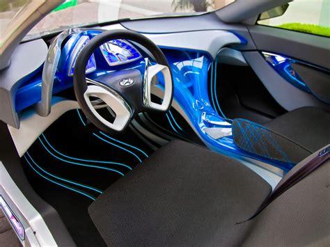 2009 Hyundai Nuvis Concept Motor Desktop