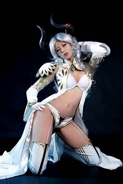 Cosplay Tera Castanic Cool Know Spiral Cats