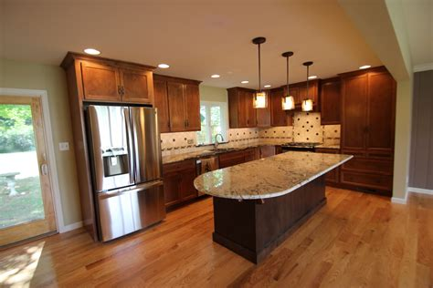 kitchen remodel floor or cabinets kitchens shafer construction 9532
