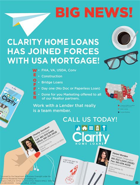 Clarity Home Loans, Bakersfield California (CA