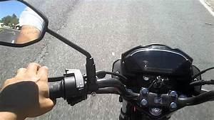 Honda Invicta 150 2014 Parte 2