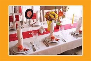 Tischdeko Hochzeit Rot : vintage hochzeit in rot gelb ~ Yasmunasinghe.com Haus und Dekorationen