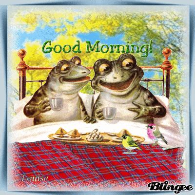 Frogs Good Morning Gifs Pictures, Photos, and Images for ...