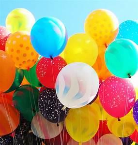 Uses For Balloo... Balloons