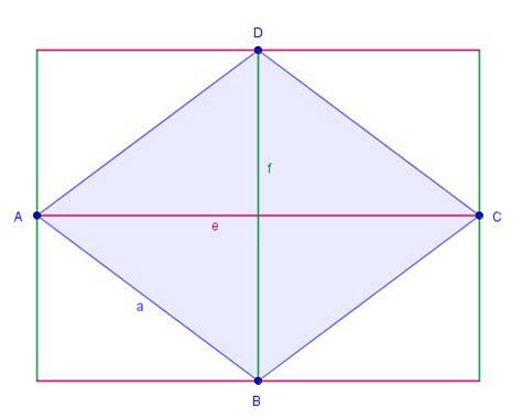 flaecheninhalt mit diagonalen