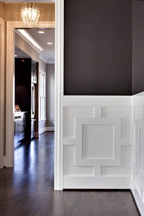 Wainscoting Square Panels by Winsome Wainscoting Design Link