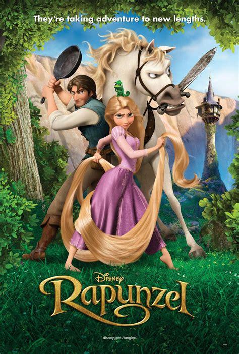 rapunzel promotional material