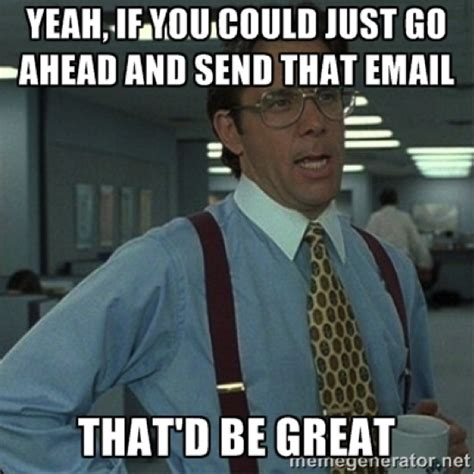 Meme Email - who created your email strategy it s time to own it
