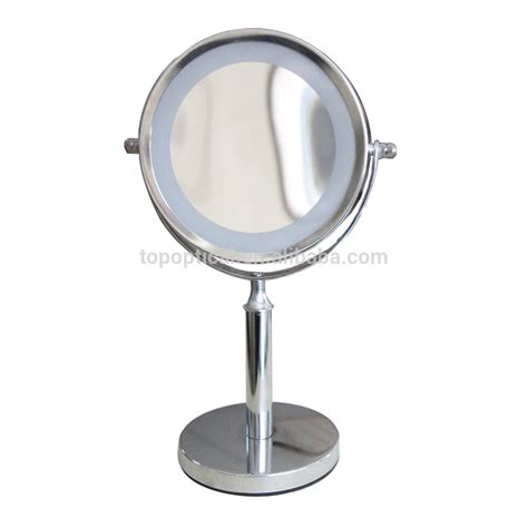 professional makeup mirror with lights professional desktop 5x magnification makeup mirror with