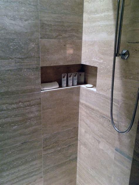 shower niche tiled shower niche shower shelf bathroom awesome