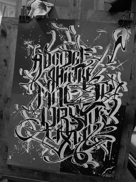 Alphabeticalz | Graffiti alphabet, Graffiti lettering, Graffiti wallpaper