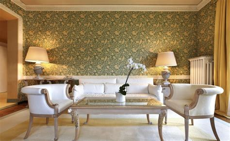 Home Decor Ideas For Living Room by Wallpapers For Living Room Design Ideas In Uk