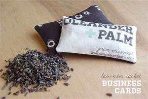 Lavender scented business cards scented business cards for Scented business cards