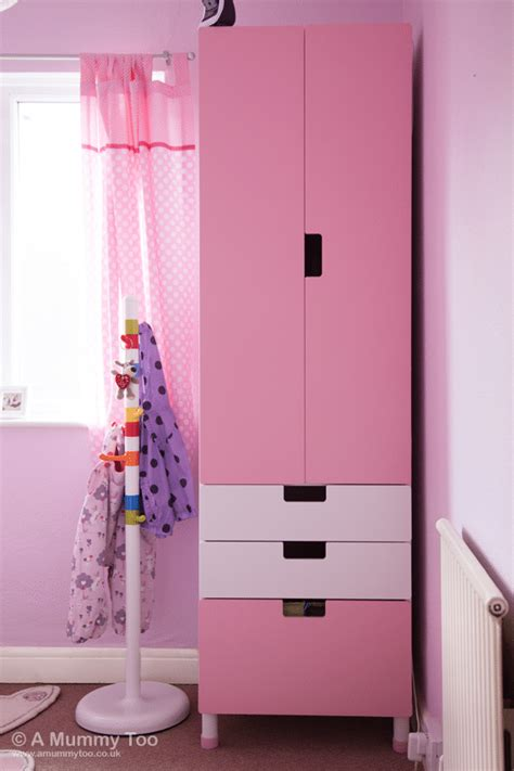 Big Wardrobe by From Junk Room To Beautiful Bedroom The Big Reveal A