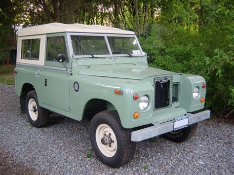land rover series 3 custom vintage monday the original quot series quot land rovers off