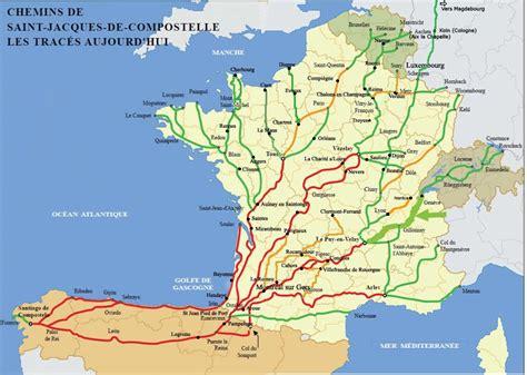 Chemin De St Jacques De Compostelle Carte Suisse by G 238 Te D 233 Sur Le Chemin De Compostelle 233 Ve Le Puy