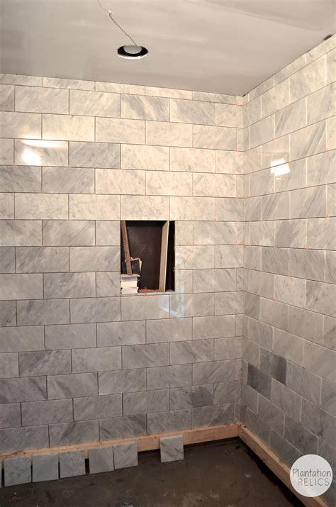carrara marble bathroom designs carrara marble master bath flip house update
