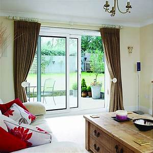 Wickes Washington Upvc Sliding Patio Door Set White 8ft Wide