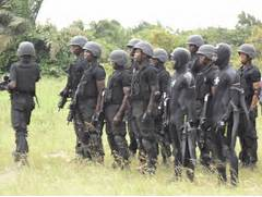 NIGERIAN NAVY SPECIAL BOAT SERVICE  WORLD EXCLUSIVE PHOTO SERIES XI      Nigerian Army Special Forces