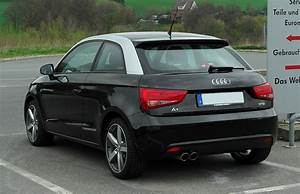 Audi A1 Ambition : file audi a1 1 4 tfsi ambition heckansicht 7 april ~ Medecine-chirurgie-esthetiques.com Avis de Voitures