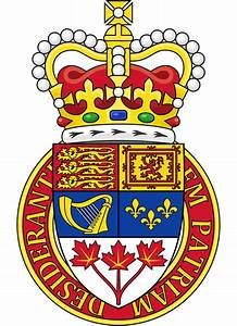 File Royal Arms Of Canada  Lesser Version  Svg